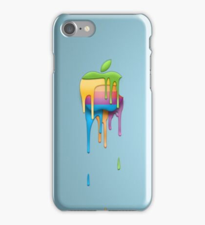 Melting Apple iPhone Case/Skin