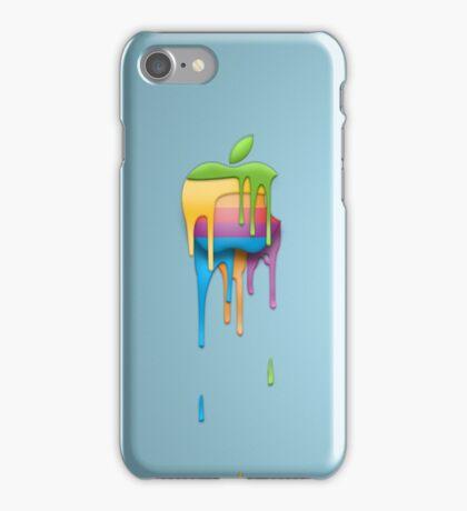 Melting Apple iPhone Case/Skin