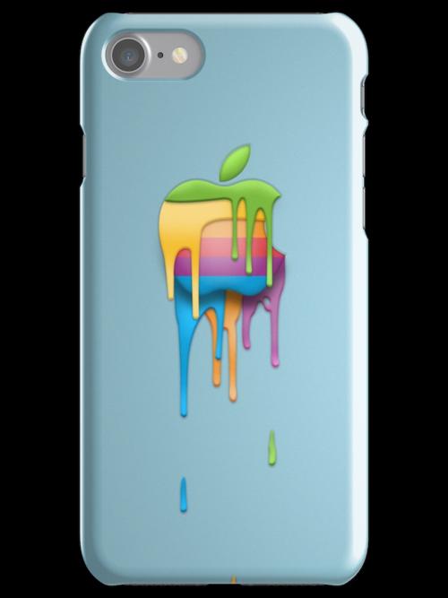 Melting Apple by Dancas