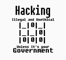Government Hacking Unisex T-Shirt