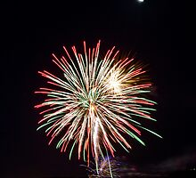 Fireworks - Port Lincoln Tunarama 2012 [6 of 6] by Ben Scholz