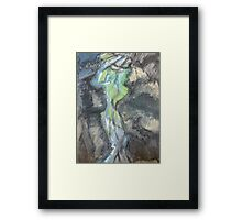 Abstract Nature 2 Framed Print