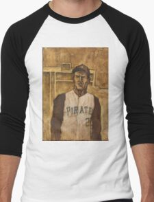Roberto Clemente Men's Baseball ¾ T-Shirt