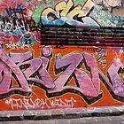 Tags. Hosier Lane. by John Sharp