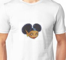 KINFfolkes-AFRO PUFF fairy Unisex T-Shirt