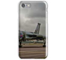 Avro Vulcan Bomber XH558 iPhone Case/Skin