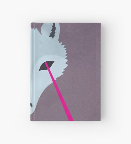Coyote by Wylee Sanderson Hardcover Journal