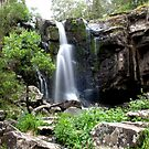 Phantom Falls. The Otways by John Sharp