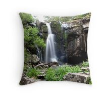 Phantom Falls. The Otways Throw Pillow