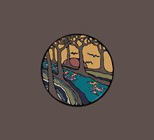 Nature Inspired Circular Design T-Shirt