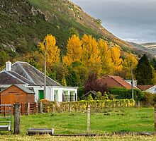 Blairlogie Village by Jeremy Lavender Photography