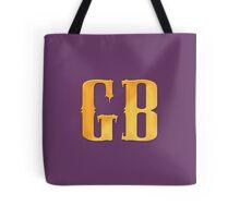 Gutterballs Monogram Tote Bag