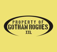 Gotham Rogues by theresadarkness