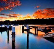 Balmoral Sunrise by Arfan Habib