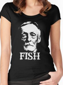 Albert Fish Women's Fitted Scoop T-Shirt