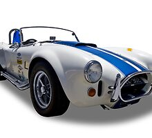 Ford - 1967 Cobra Coupe by axemangraphics