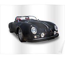 Porsche Volkswagen - 356 Coupe Poster