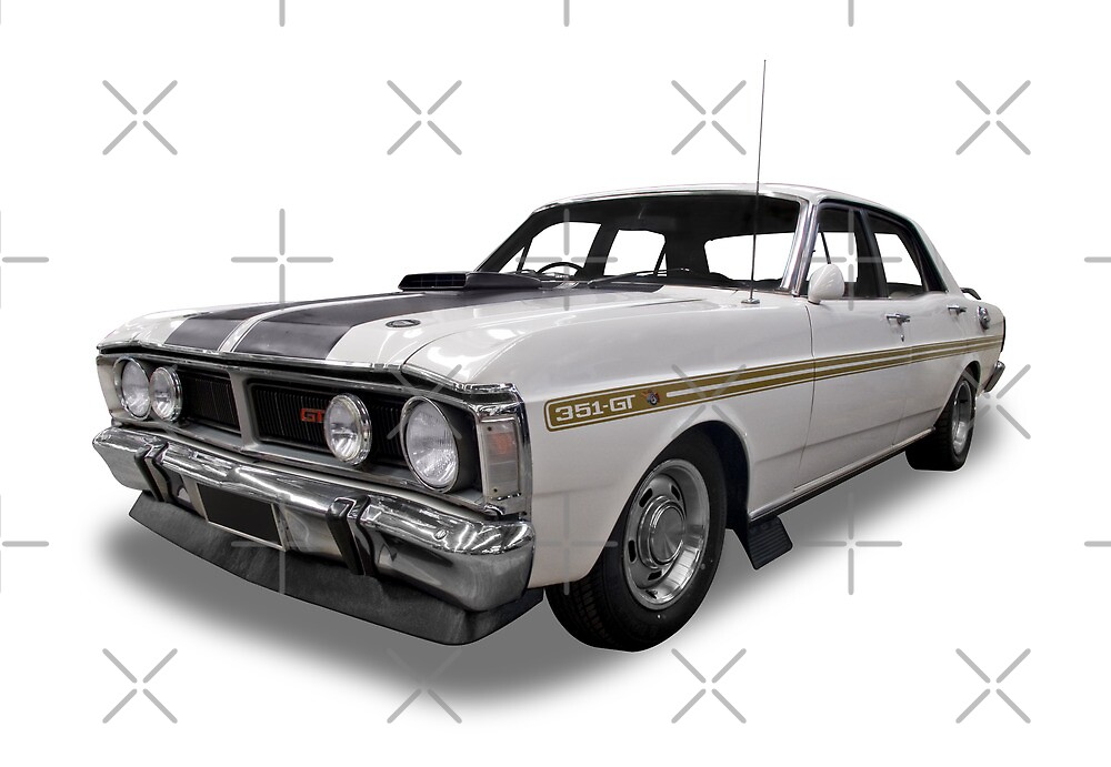 Ford - XY GT Falcon by axemangraphics