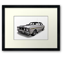 Ford - XY GT Falcon Framed Print