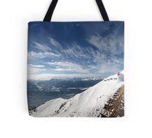 Innsbruck Alps Tote Bag