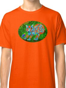 Cat Fish Tee Classic T-Shirt