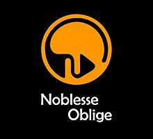 Noblesse Oblige by ElesRB