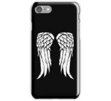 Daryl Dixon Wings - Zombie iPhone Case/Skin