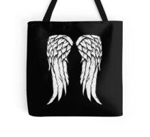 Daryl Dixon Wings - Zombie Tote Bag