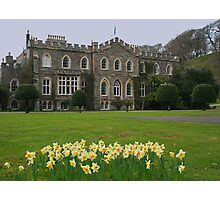 Hartland Abbey Photographic Print