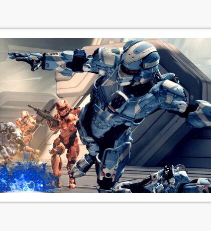Halo 4 Sticker