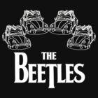 the beetles t-shirt by ralphyboy