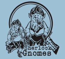 Sherlock Gnomes One Piece - Short Sleeve