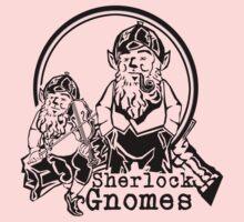 Sherlock Gnomes One Piece - Long Sleeve