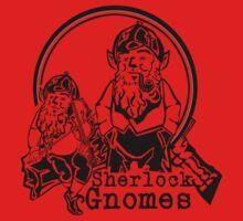 Sherlock Gnomes One Piece - Short Sleeve