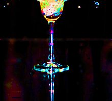 Reflections of Drinking and Gambling by Sherry Hallemeier