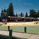 Cockle Train@Goolwa, South Australia by SusanAdey