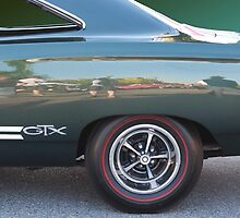68 Plymouth GTX by Kevin Krueger