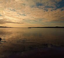 Morning Time, Wilson Inlet by Elaine Teague