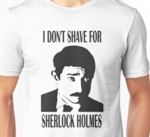 Shave for Sherlock Unisex T-Shirt