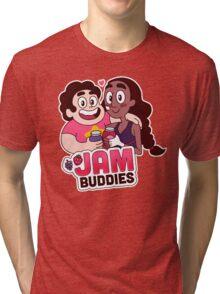 Jam Buddies // Steven Universe Steven & Connie Tri-blend T-Shirt