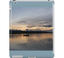 Evening Calm ,Burtonport Harbour, Donegal,Ireland iPad Case/Skin