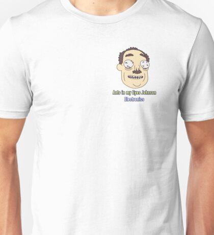 Ants In My Eyes Johnson - pocket Unisex T-Shirt