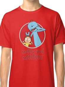 Morty and Meeseeks Classic T-Shirt