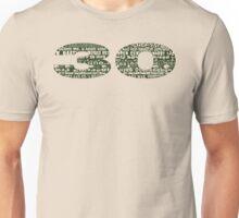 30 en blablabla Unisex T-Shirt