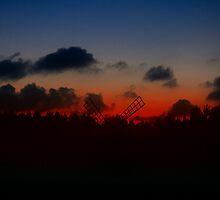 Sunset Yet Again. by tutulele