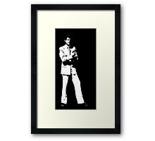 I've Been Expecting You... Framed Print