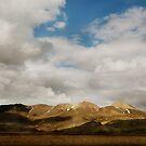 Icelandic Landscape III by Louise Fahy