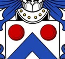 Baskerville Coat of Arms Sticker