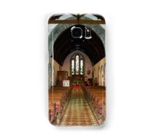 St Eunan 's Cathedral Raphoe, Donegal, Ireland Samsung Galaxy Case/Skin
