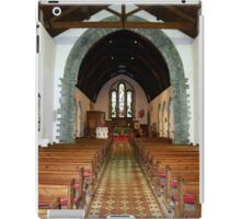 St Eunan 's Cathedral Raphoe, Donegal, Ireland iPad Case/Skin